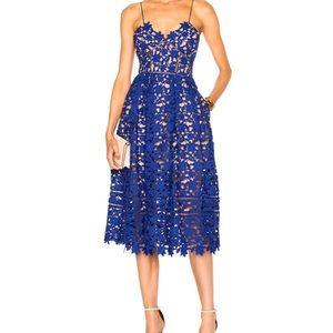 New with tag, size US10 Self Portait Azaelea dress